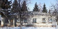 Курскоблнефтепродукт г Дмитриев административное здание