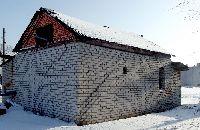 Курскоблнефтепродукт г Курск здание душевых кабин