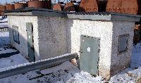 Курскоблнефтепродукт г Курск здание манифольда